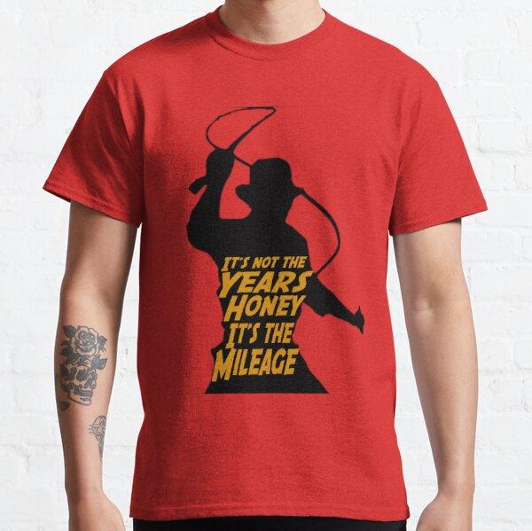 Indiana Jones: C'est le kilométrage T-shirt classique