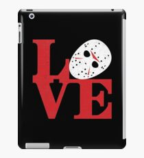 LOVE Friday the 13th iPad Case/Skin