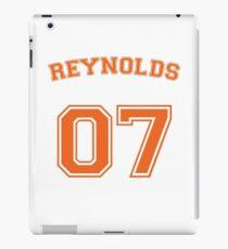allison reynolds #7 defensive dealer iPad Case/Skin