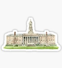PSU Old Main Sticker