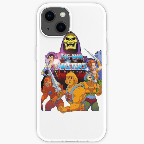 He-Man iPhone Soft Case