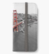 Urban Dimensions SF Bridge  iPhone Wallet/Case/Skin