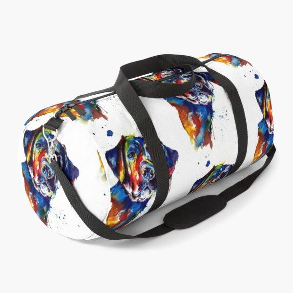 Labrador Art Duffle Bag