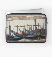 Venetian Cars Laptop Sleeve