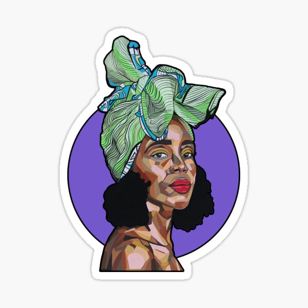 We. Are. Poised. Sticker