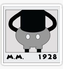 1928 Sticker