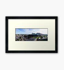 Brisbane's PA Hospital Framed Print
