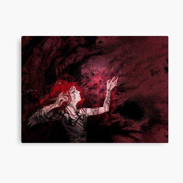 Blood Magic Canvas Print
