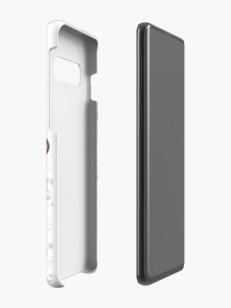 Alternate view of kente Goddess Case & Skin for Samsung Galaxy