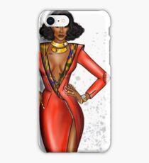 kente Goddess iPhone Case/Skin