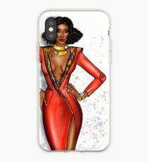 kente Goddess iPhone Case