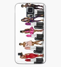 Mac Girls (Samsung) Case/Skin for Samsung Galaxy
