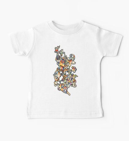 Digital Bouquet Kids Clothes