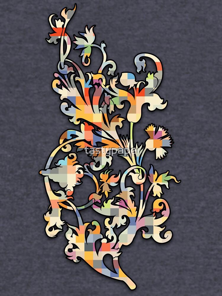 Digital Bouquet by tastypaper
