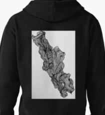 Micron pen drawing 2 Pullover Hoodie