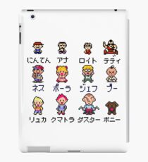 Mother EarthBound protagonist iPad Case/Skin