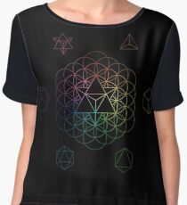 From the void full spectrum Women's Chiffon Top