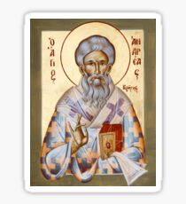 St Andrew of Crete Sticker