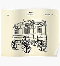 Ambulance-1858 Poster