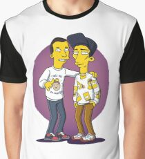 Bigflo & Oli Graphic T-Shirt