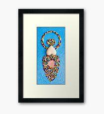 Goddess Framed Print
