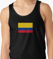 Colombia Flag - Colombian T-Shirt Duvet Sticker T-Shirt