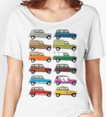 Renault 4 Women's Relaxed Fit T-Shirt