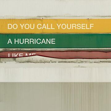 do you call yourself a hurricane like me von rifato