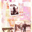 Pink Collage by Carolynne