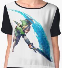 Zelda, link Chiffon Top