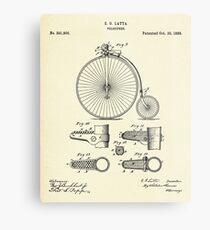 Velocipide-1888 Metal Print
