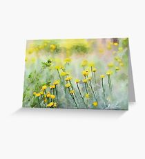 Spring in Goulburn  Greeting Card
