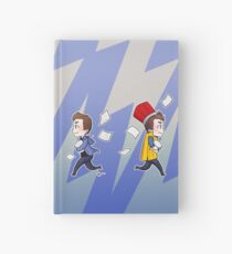 Struck by Lightning Hardcover Journal