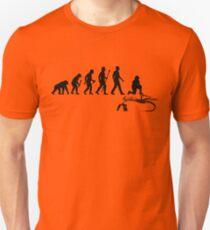 Funny Paleontologist Evolution  Unisex T-Shirt