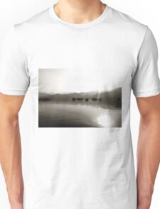 Gulets In Greyscale T-Shirt
