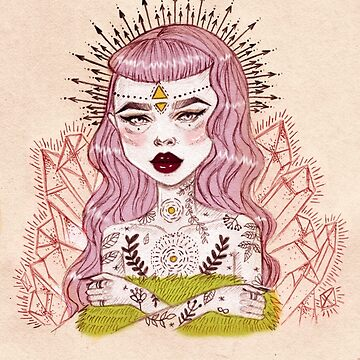 Chakra Queen by lutzi-ria