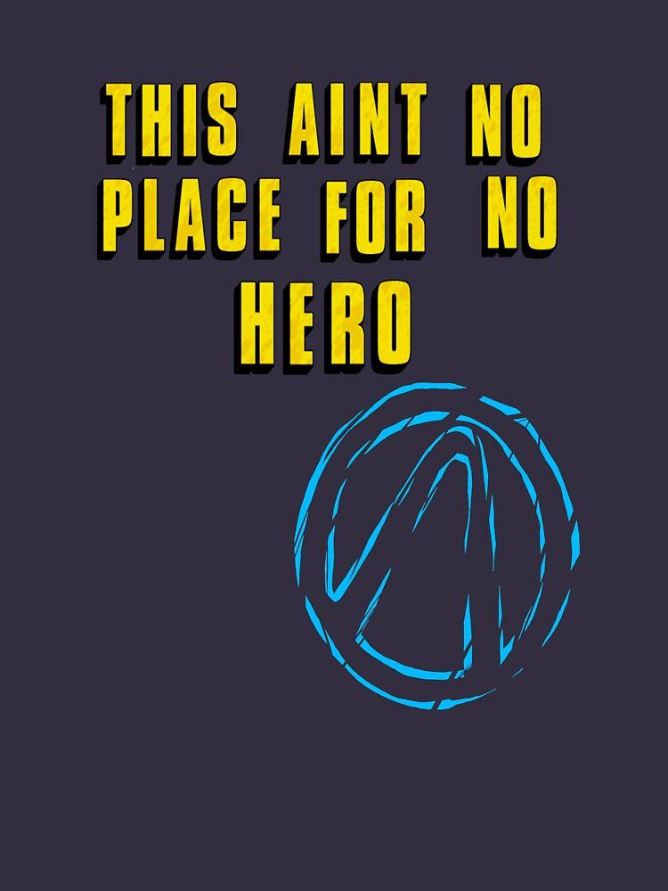 Short Change Hero - Borderlands 2 by teraphic