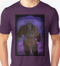 Warlord - stained glass villains Unisex T-Shirt