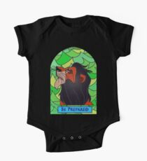 The rightful king? - stained glass villains Kids Clothes