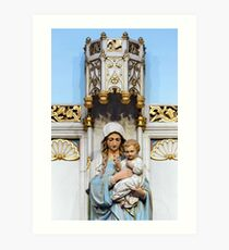 St. Mary's Metropolitan Cathedral Art Print