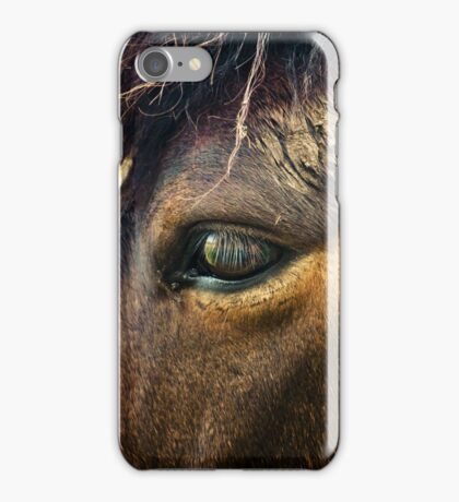Spirit of The New Forest iPhone Case/Skin