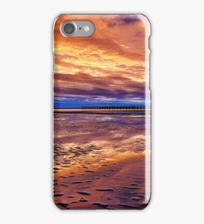 And the Gods lit the way! iPhone Case/Skin