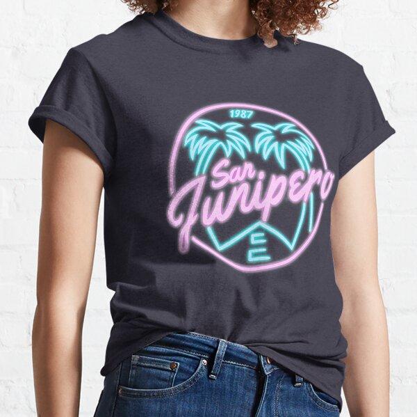 San Junipero Camiseta clásica