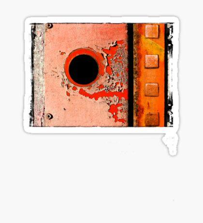 Zero Squared Sticker