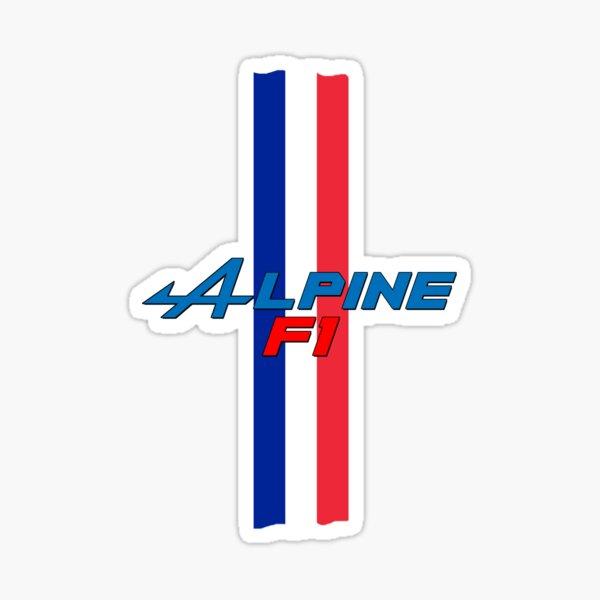 Alpine F1 Sticker