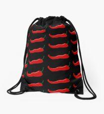 Chili (Anghang) Pattern Drawstring Bag