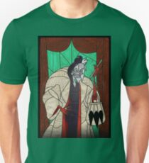 Seeing spots - Stained glass villains Unisex T-Shirt