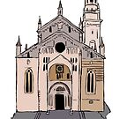 Verona Cathedral by Logan81