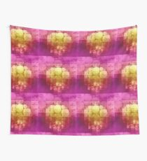 matted geometry Wall Tapestry