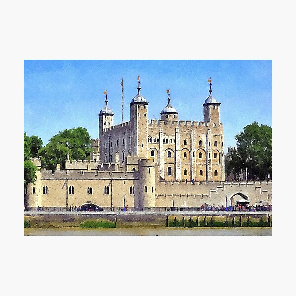 The Tower of London Photographic Print